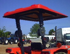 Tell-Trac Tractor Canopies Rock Hill SC