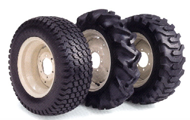 Kubota Tractor Turf Tires 13.6 x 28 - $425 (Libertytown) for Sale