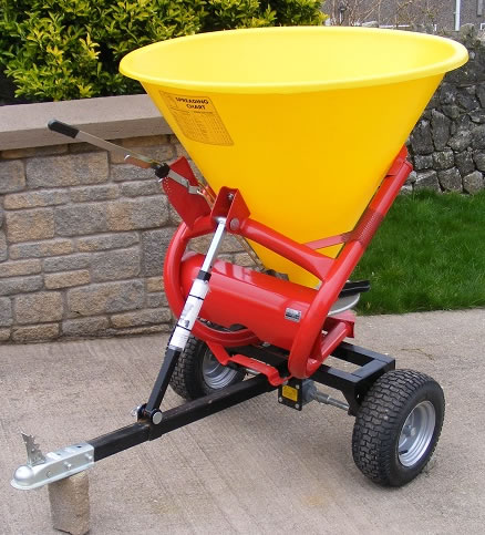Cosmo S-70 Spreader - PTO Shaft Spreader