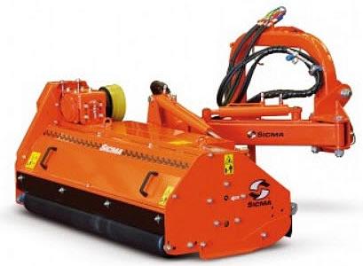 Phoenix - Sicma Ditch Bank Mowers   Carver Equipment   Sicma