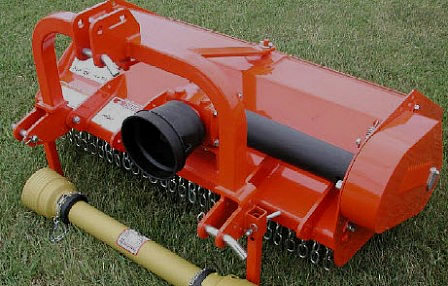 Phoenix Flail Mower Specifications | Carver Equipment