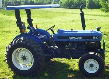 Tractor Canopy Kits & CarverEquipment.Com Steve Carver Fast Forward Services Agrex ...